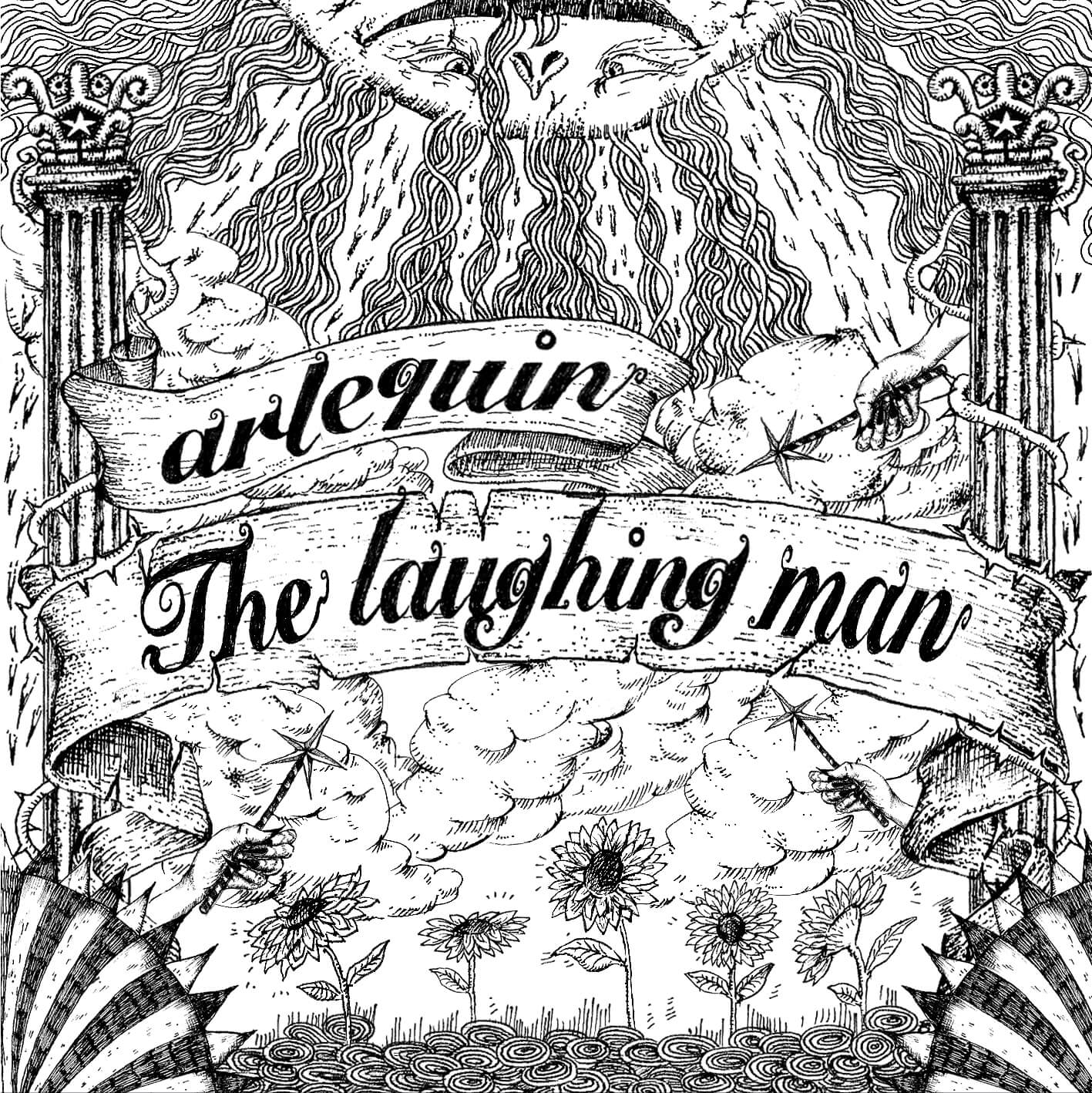 「The laughing man」【通常盤】