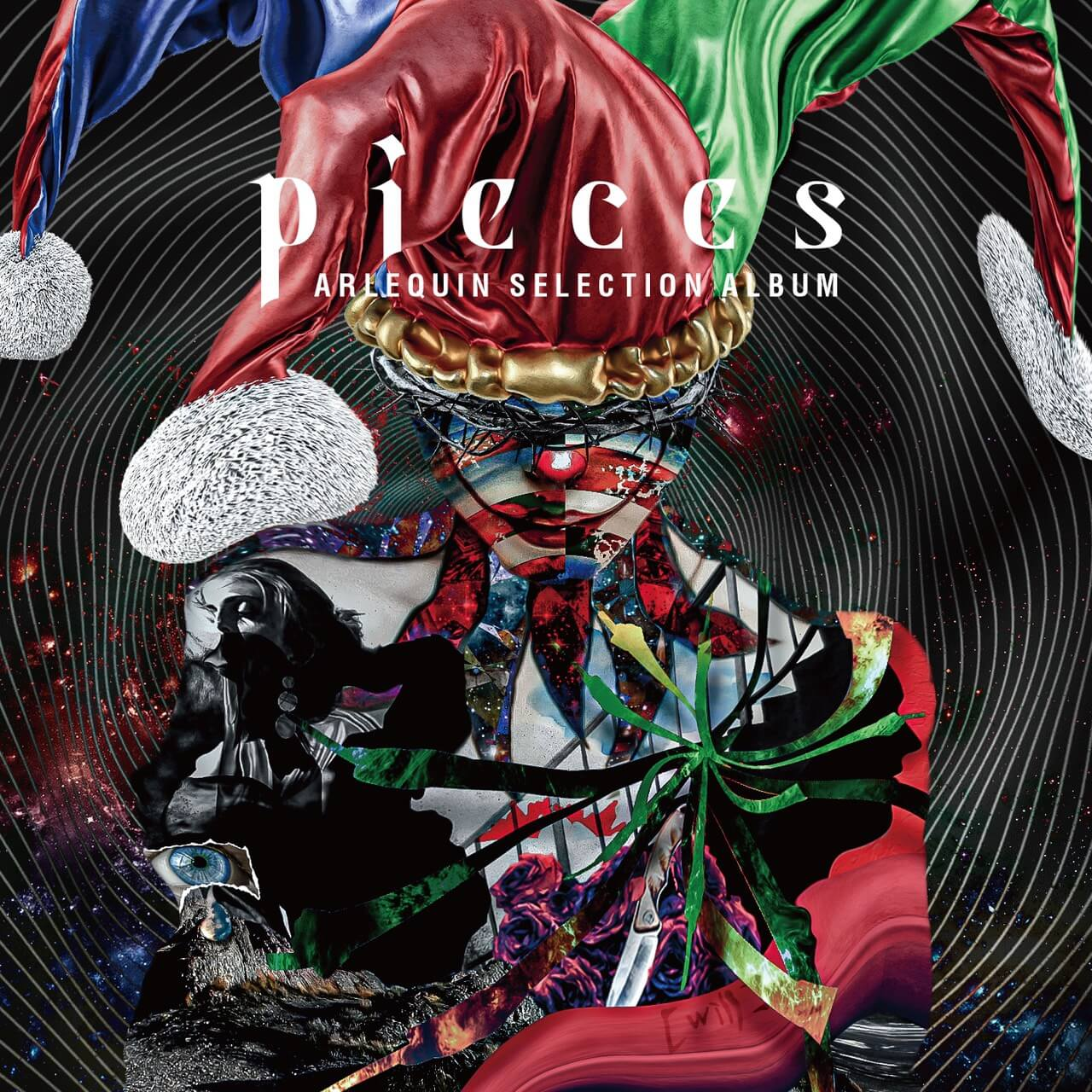 ARLEQUIN SELECTION ALBUM「pieces」